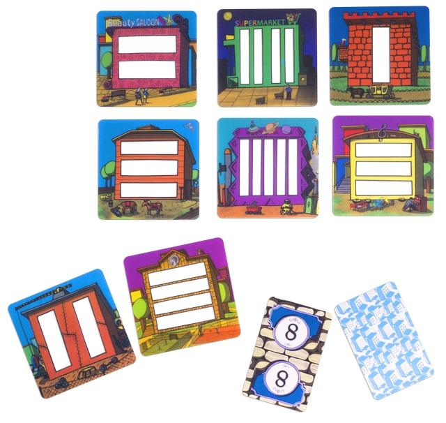 Карточки игры Много-Много
